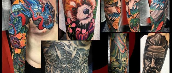East Coast Tattoo Convention 11th-12th November