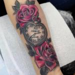 Rachelmarleytattoo - pocketwatch and roses1