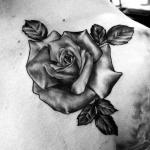 Rachelmarleytattoo - rose large 2